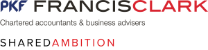 Francis Clark business advisers shared ambition full colour logo